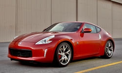 Convertible Models at TrueDelta: 2017 Nissan 370Z exterior