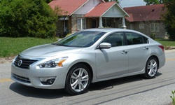 2013 - 2015 Nissan Altima Reliability by Generation