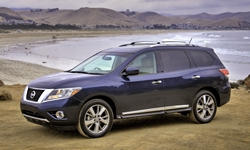 2013 - 2016 Nissan Pathfinder Reliability by Generation