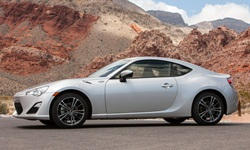 Coupe Models at TrueDelta: 2016 Scion FR-S exterior