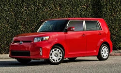Hatch Models at TrueDelta: 2015 Scion xB exterior
