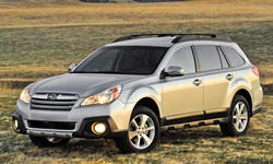 2013 - 2014 Subaru Outback Reliability by Generation
