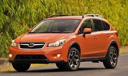 Hatch Models at TrueDelta: 2015 Subaru XV Crosstrek exterior