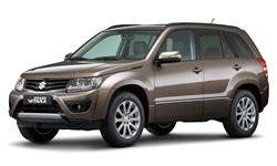 SUV Models at TrueDelta: 2013 Suzuki Grand Vitara exterior