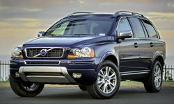 2003 - 2014 Volvo XC90 Reliability by Generation