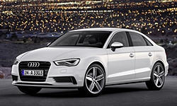 Convertible Models at TrueDelta: 2016 Audi A3 / S3 exterior