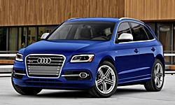 SUV Models at TrueDelta: 2017 Audi SQ5 exterior