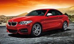 Convertible Models at TrueDelta: 2017 BMW 2-Series exterior