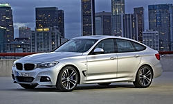 2014 - 2017 BMW 3-Series Gran Turismo Reliability by Generation