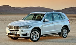 Audi Q7 vs. BMW X5 MPG