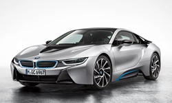 Coupe Models at TrueDelta: 2019 BMW i8 exterior