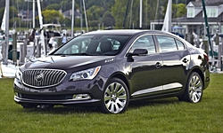 Buick LaCrosse Gas Mileage (MPG):