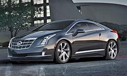 Coupe Models at TrueDelta: 2014 Cadillac ELR exterior