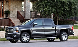 Chevrolet Silverado 1500 Gas Mileage (MPG):