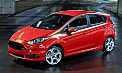 Hyundai Accent vs. Ford Fiesta MPG