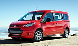 Ford Models at TrueDelta: 2017 Ford Transit Connect exterior