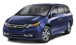 2011 - 2017 Honda Odyssey Reliability by Generation