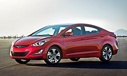 2014 - 2016 Hyundai Elantra Reliability by Generation