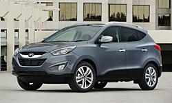 Hyundai Tucson Suspension and Steering Problems