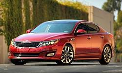 Kia Optima transmission Problems