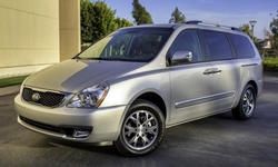 2006 - 2014 Kia Sedona Reliability by Generation