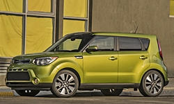 Hatch Models at TrueDelta: 2016 Kia Soul exterior