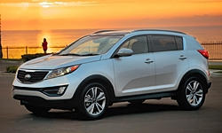 Kia Sportage transmission Problems