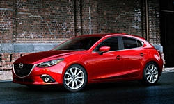 Mazda Mazda3 vs. Scion FR-S MPG