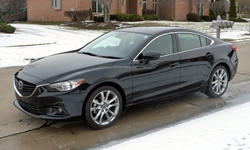 2014 Mazda Mazda6 engine Problems: photograph by