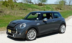 Mini Hardtop Gas Mileage (MPG): photograph by