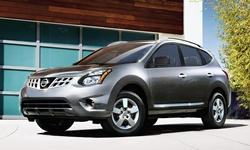 Nissan Models at TrueDelta: 2015 Nissan Rogue Select exterior