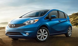 Hatch Models at TrueDelta: 2016 Nissan Versa Note exterior