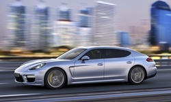Hatch Models at TrueDelta: 2016 Porsche Panamera exterior