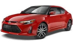 Scion tC MPG