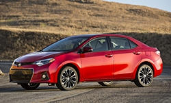 2014 - 2016 Toyota Corolla Reliability by Generation
