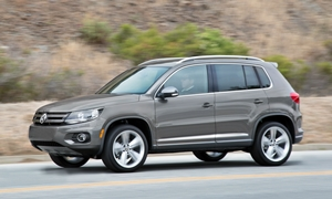 2012 - 2017 Volkswagen Tiguan Reliability by Generation
