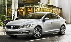 2015 - 2017 Volvo S60 Reliability by Generation