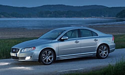 Volvo S60 vs. Volvo S80 MPG