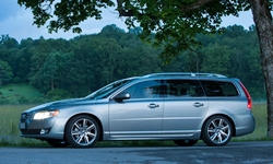 Volvo V70 Gas Mileage (MPG):