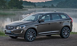 Jeep Grand Cherokee vs. Volvo XC60 MPG