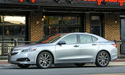 2015 - 2017 Acura TLX Reliability by Generation