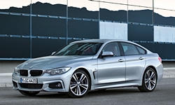 2015 - 2017 BMW 4-Series Gran Coupe Reliability by Generation