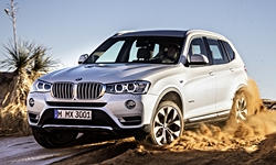 2015 - 2017 BMW X3 Reliability by Generation