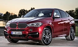 2015 - 2018 BMW X6 Reliability by Generation