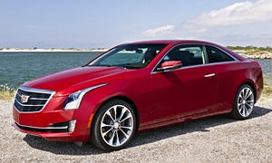Coupe Models at TrueDelta: 2018 Cadillac ATS exterior