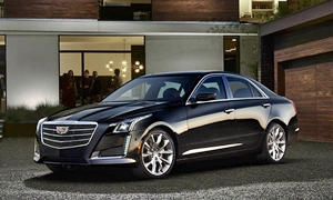 2014 - 2017 Cadillac CTS Reliability by Generation