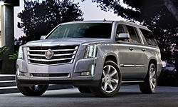 Cadillac Escalade vs. GMC Yukon MPG