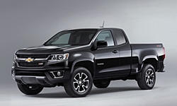 Chevrolet Colorado vs. Dodge Dakota MPG