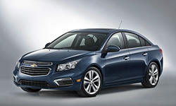 2014 - 2015 Chevrolet Cruze Reliability by Generation