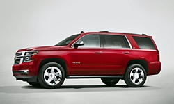 Chevrolet Tahoe / Suburban vs. Dodge Durango MPG